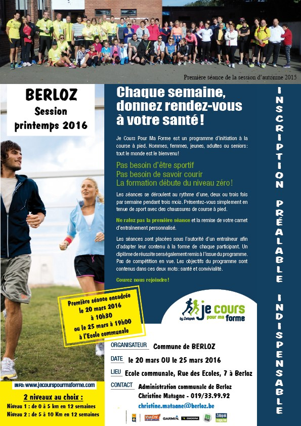 affiche session printemps 2016