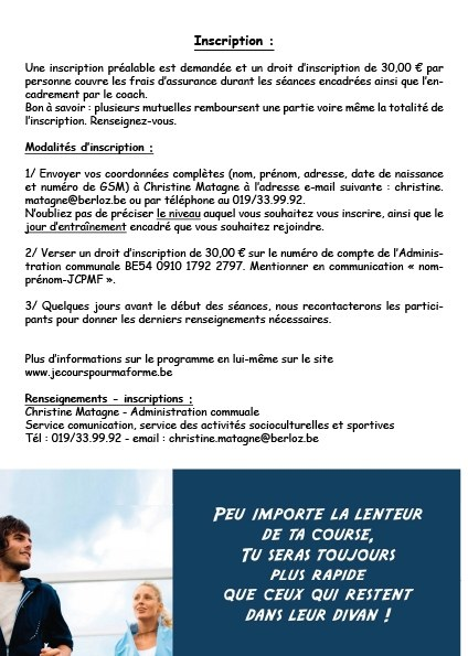 infos JCPMF p4