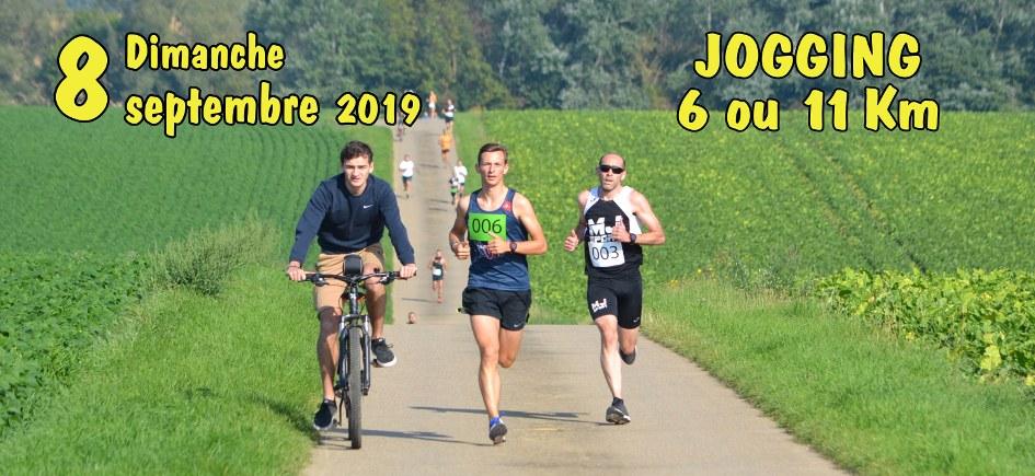 à la une jogging 2019 bis