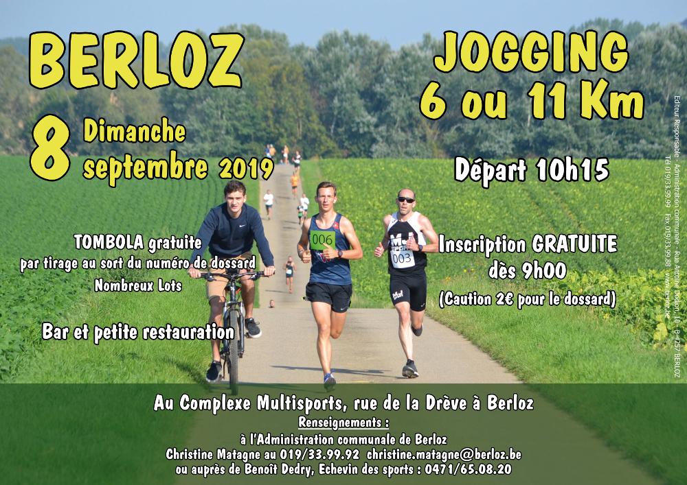 affiche jogging 2019 bis