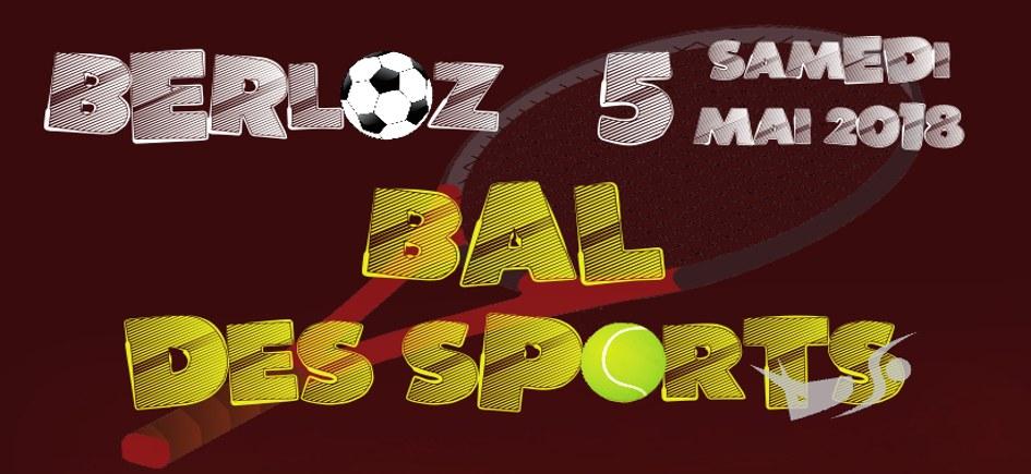Bal des sports 2018   A la Une