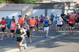 Jogging communal - 28/08/2016