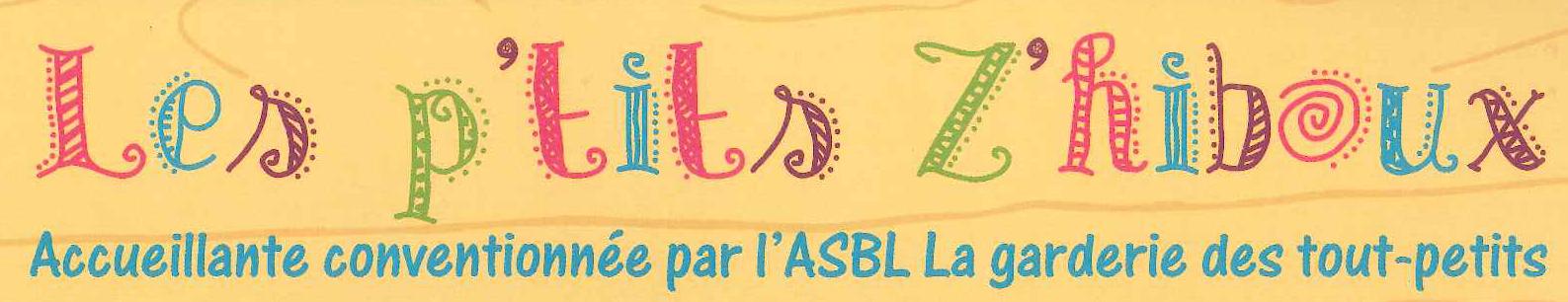Les p'tits Z'hiboux logo