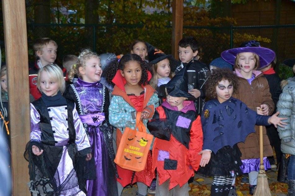 école halloween 3