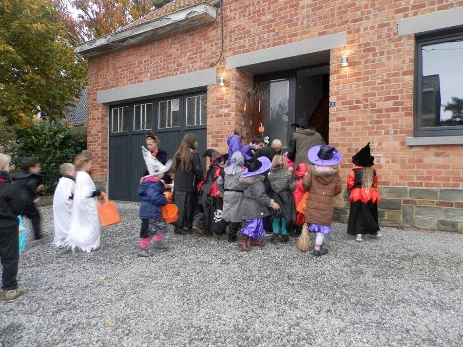 école halloween 6