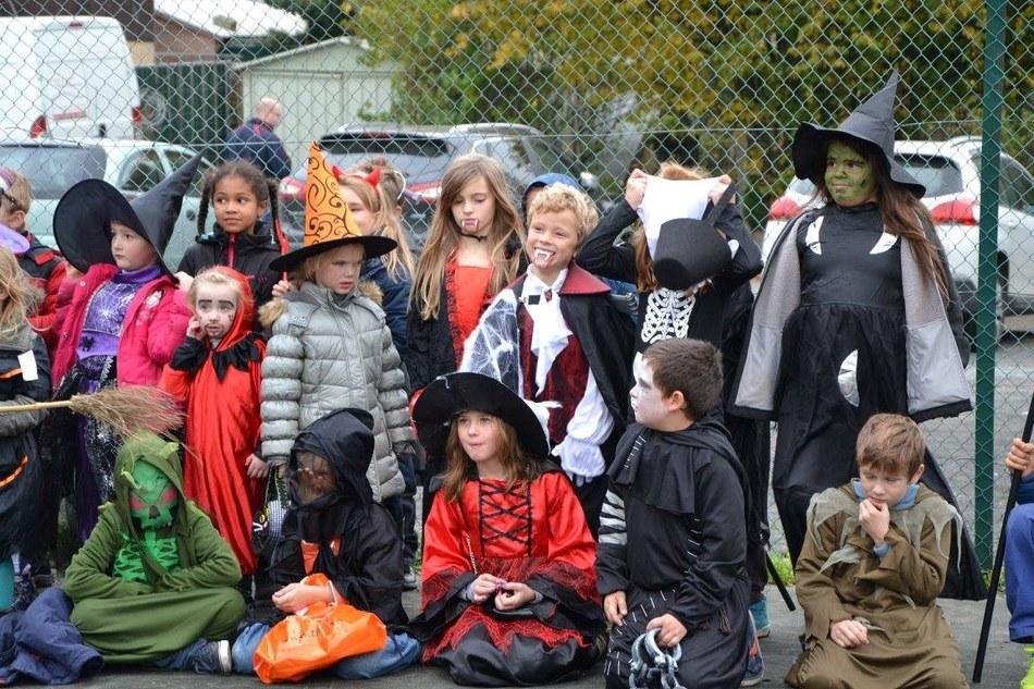 école halloween 7