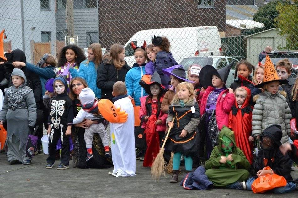 école halloween 8