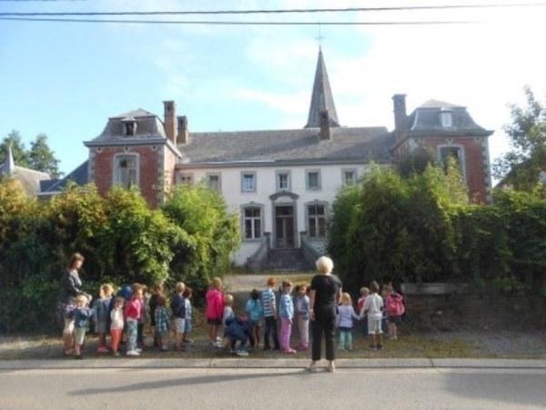 école maternelle balade d'automne 1