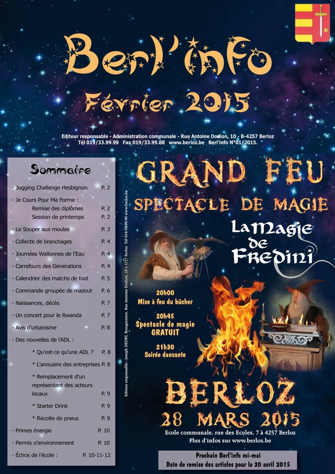 cover berl'info 2015 02